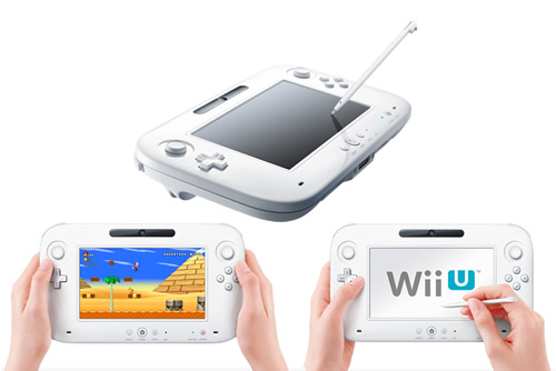 la nouvelle console wii u de nintendo est une tablette. Black Bedroom Furniture Sets. Home Design Ideas